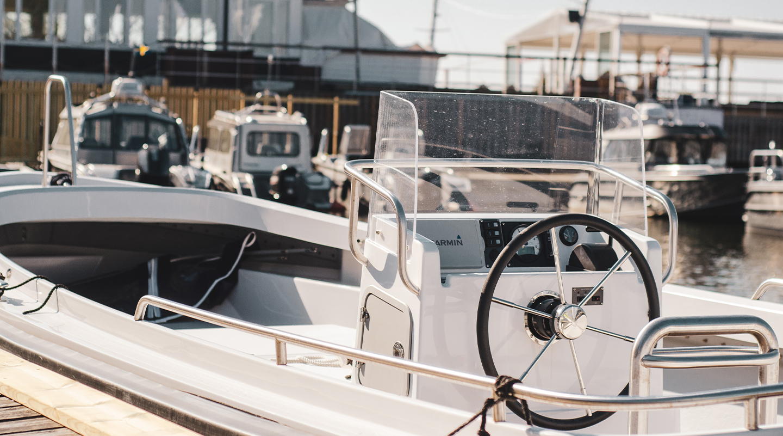 Upplev Stockholm med båt